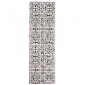 Covor Tile Gri 45 x 140 cm