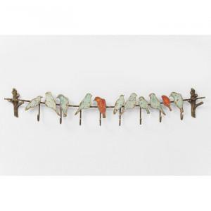 Cuier Bird Party, 19 x 102 x 6 cm