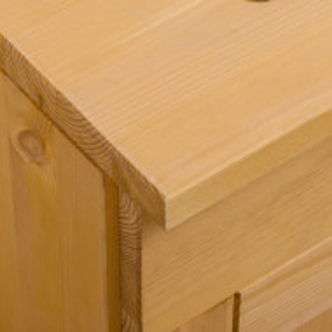 Dulap pentru cuptor Alby din lemn masiv de pin natur