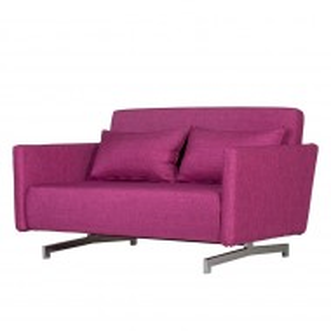 Husa pentru canapea extensibila Dendera B, roz