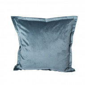 Husa pentru perna Anna-Bella, petrol, 48 x 48 cm
