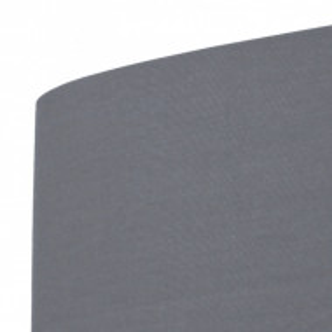 Lustra tip pendul Pasteri IV tesatura/otel, gri, 2 becuri, latime 100 cm, 230 V