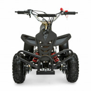 Motocicleta Quad Riders and Rollers 49cc pentru copii, +14 ani, negru