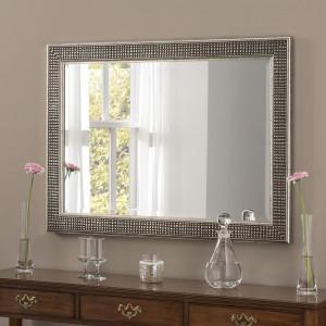 Oglinda Conlon, lemn, 61 x 76 x 2,8 cm