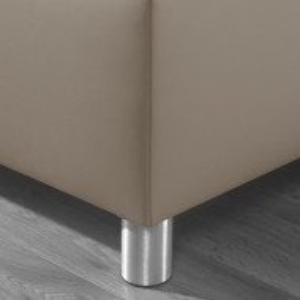 Pat tapitat Jonsberg,  180 x 200 cm, piele sintetica