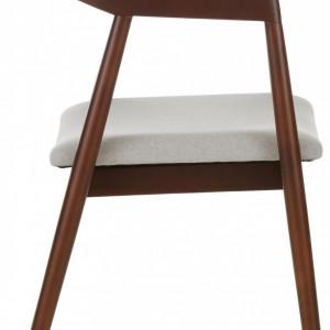 Scaun Lloyd din lemn, 84 x 57 cm