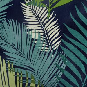 Set de 2 draperii Sandcliff, albastre, 168 x 229 cm