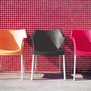 Set de 2 scaune Pole