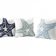 Set de 3 perne decorative Caribbean II