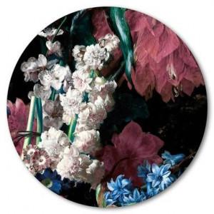 Tablou Bouquet 2, diametru de 70 cm