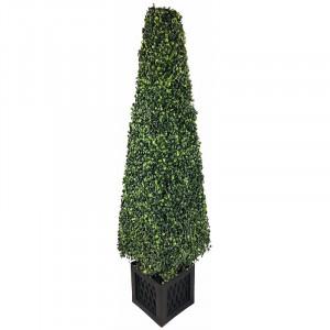 Tufis artificial Boxwood, 120 x 30 x 30 cm
