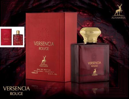 Versencia Rouge (Inspired by Versace-Eros Flame) Barbati, 100 ml