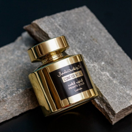 CONFIDENTIAL PRIVATE GOLD DAMA 100ML