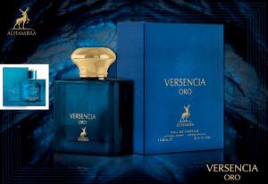 Versencia Oro (Inspired by Versace-Eros), Barbati, 100ml ⭐⭐⭐⭐⭐