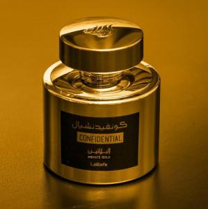 CONFIDENTIAL PRIVATE GOLD-100ML