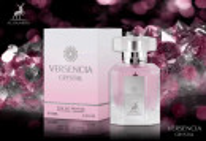 Versencia Crystal (Inspired by Versace- Bright Crystal) 100ml