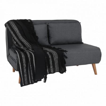Canapea Irida gri doua locuri