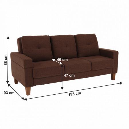 Canapea Krony- 3 locuri