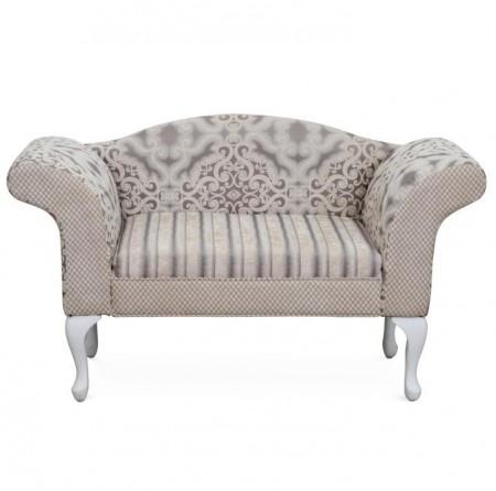 Canapea Fabrizio crem/gri