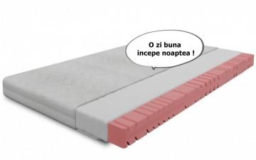 Saltea Bio Wool-spuma HR si Lana