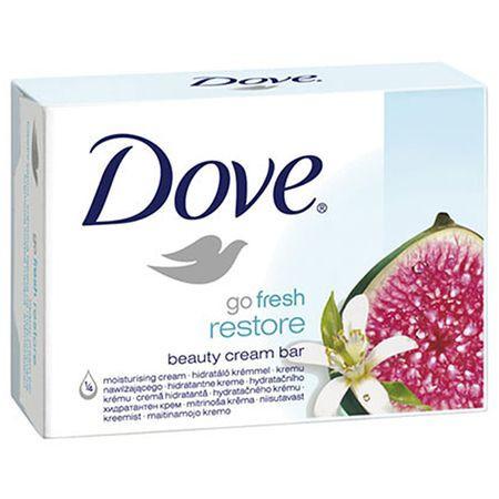 Крем сапун Dove Blue Fig & Orange Blossom, 100 гр