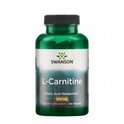 Swanson L-Carnitine 100 tabs