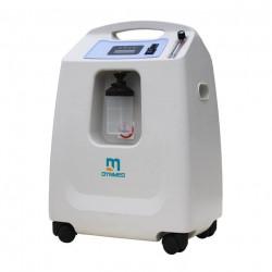 Concentrator medical de oxigen 5 L / min Certificat CE TUV, cu set suplimentar de filtre inclus