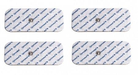 Poze 4CPS10 - pad-uri cu gel autoadezive, cu capsa, pt aparate TENS/EMS, 10x5cm
