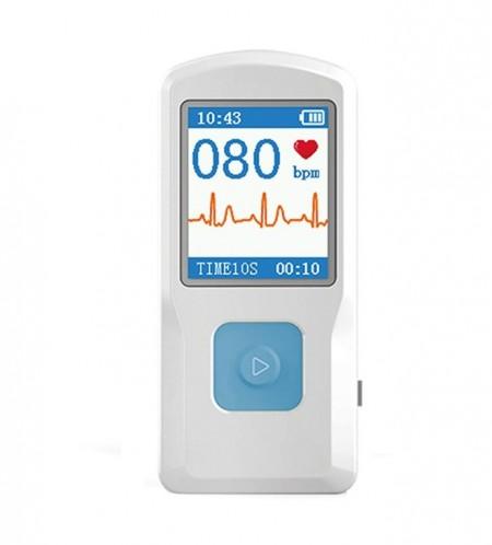 Poze CONTEC PM10- Electrocardiograf ECG portabil, cu acumulator, conectare USB si BT