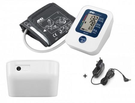 Poze AND UA-651 - tensiometru digital de brat, automat, memorie, alimentator 220v, made-in-JAPAN