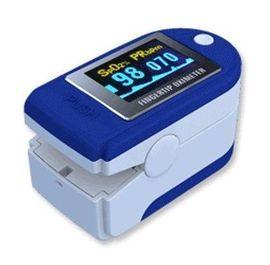 Poze CONTEC CMS-50D Puls-oximetru cu pletismograma, ecran OLED, puls 30-250bpm, SpO2 0-100%