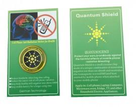JIAVO GOLD - Sticker antiradiatii electromagnetice