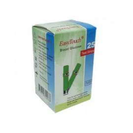 Poze EASYTOUCH - Teste glicemie 25buc/cutie
