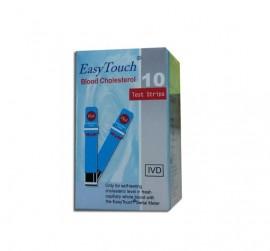 Poze EASYTOUCH - Teste colesterol 10buc/cutie