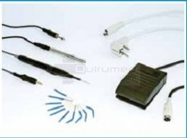 QMED 138-10100.051- Electrocauter monoplar pentru electrochirurgie radiofrecventa model 50 D (50W) Model 50 D (50W)