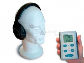Poze QMED 935-AUDITEST- Audimetru cu detectare Electronic Medical AudiTest digital portabil