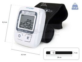 QUIRUMED 213-735 Tensiometru digital automat, de incheietura, masurare foarte exacta