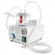 QMED 879-3-D- Aspirator chirurgical portabil 15 LPM