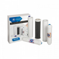 AQUAFILTER RO6-CRT- Set 5 filtre de schimb purificator cu osmoza
