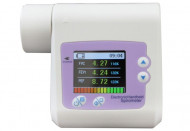 CONTEC SP10W - Spirometru cu ecran LCD, memorie interna si conexiune WIRELESS la laptop/PC