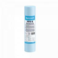 "ECOSOFT- Cartus filtrant bacteriostatic din polipropilena 10"" Ecosoft 5 microni"