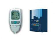 MULTICARE-IN model 2020 - aparat pentru masurarea glicemiei, colesterolului si trigliceridelor