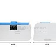 QMED 927-CE-7200A- Aparat de curățare cu ultrasunete, încălzit, 2.5 L