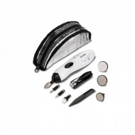 INN-031- Set complet manichiura pedichiura pentru voiaj, 9 accesorii