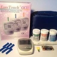 EasyTouch GCU - glicemie, colesterol, acid uric