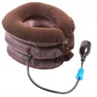 B09 - suport de gat gonflabil, terapie cervicala prin tractiune