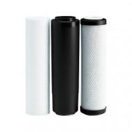 ECOSOFT- Set filtre de schimb Advance Ecosoft 1-2-3 pentru sisteme de filtrare