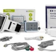 QMED 019-CHECKMEPRO- Monitor multifunctional portabil cu eran tactil: ECG, SpO2, puls, tensiune