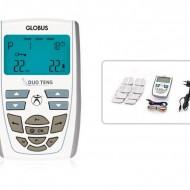 QMED 646-G3729- Electrostimulator 2 canale DUO TENS, 20 de programe