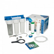 AQUAFILTER FP3-K1- Sistem de microfiltrare al apei in 3 etape